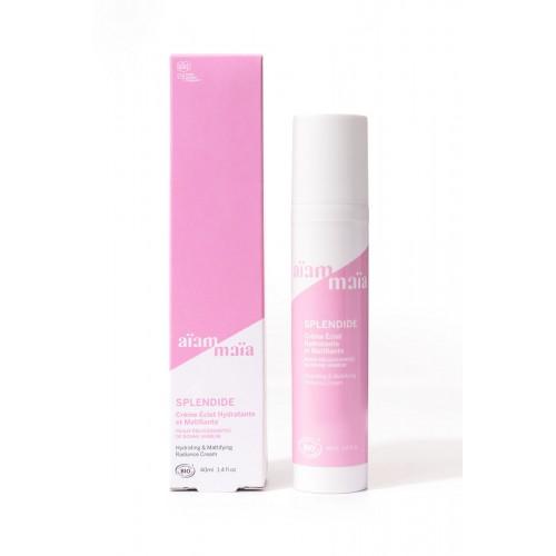 SPLENDIDE : la crème poudrée des peaux parfaites 40ml