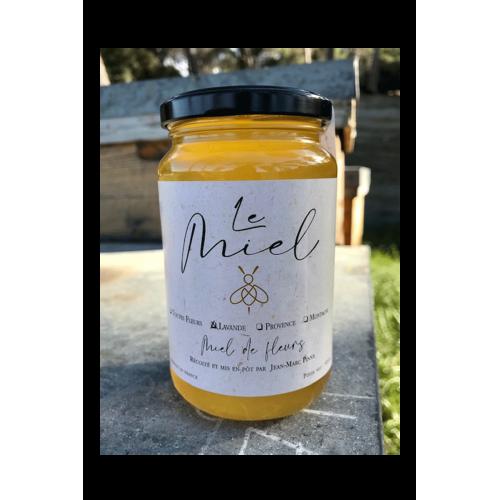 Miel de lavande provenant de notre Rucher de Montagnac (valensole)