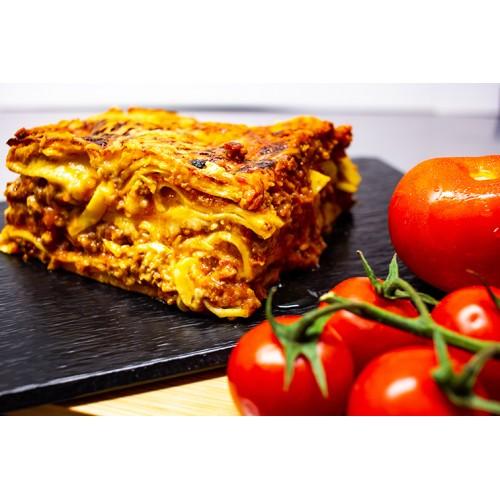 Lasagne de Boeuf (1 pers)