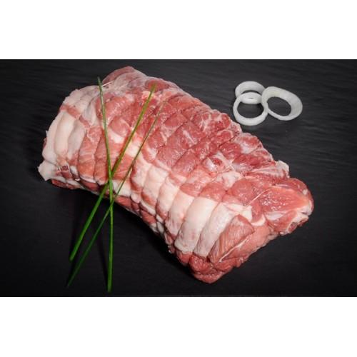 Rôti de porc Échine (environ 1kg)