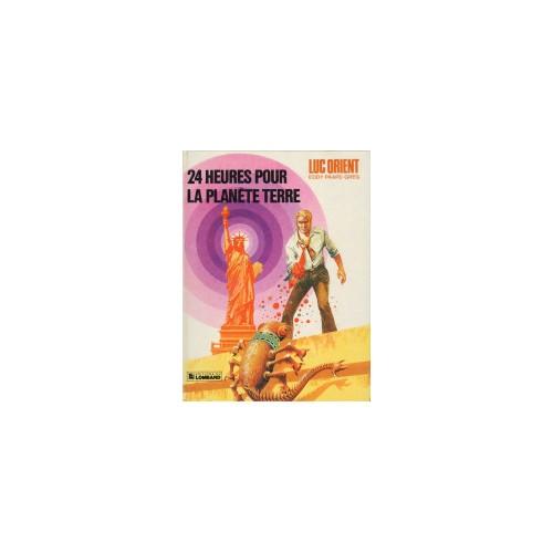 PAAPE – GREG Luc Orient « 24 heures pour la planète Terre »