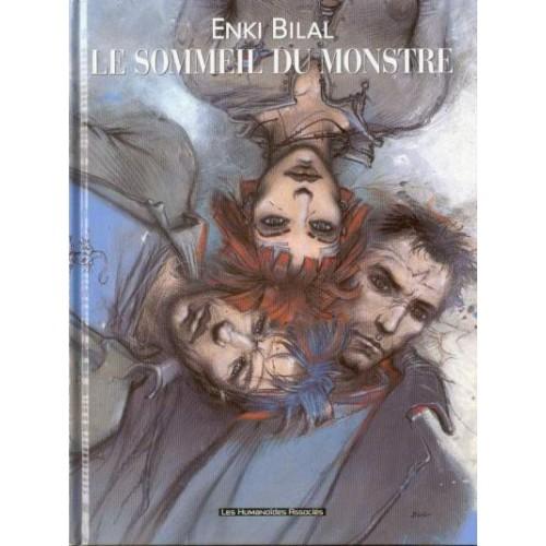 BILAL Monstre « le sommeil du monstre »