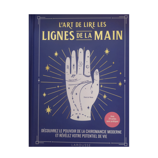 L'ART DE LIRE LES LIGNES DE LA MAIN