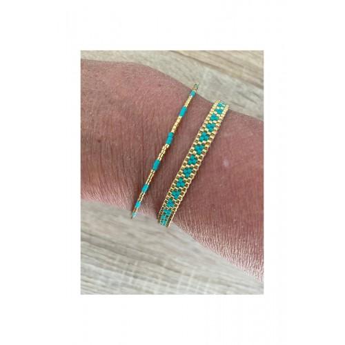 Bracelets double