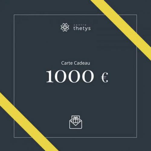 Carte Cadeau 1000€