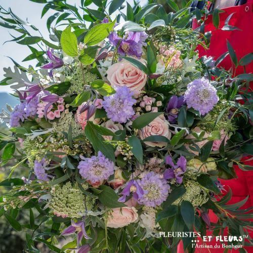 Bouquet Somptueuse Merveille