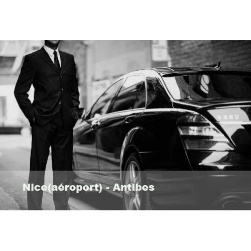 Nice (aéroport) - Antibes