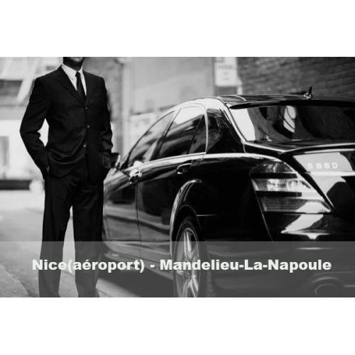 Nice (aéroport) - Mandelieu-La-Napoule