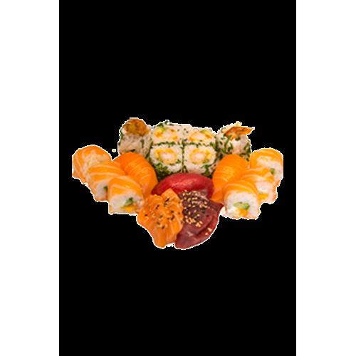 Sushi Menu Rodéo Drive 1personne