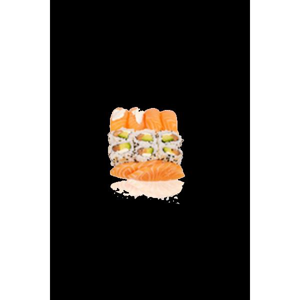 Sushi Menu Saumon 2personnes