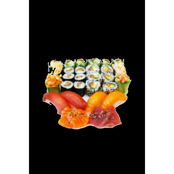 Sushi Menu San Francisco 2personnes
