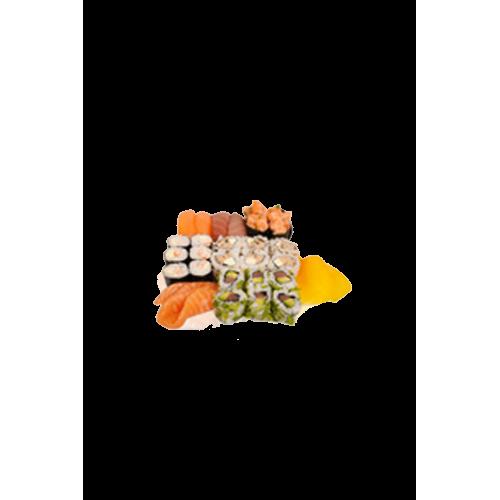 Sushi Menu New San Diego 2personnes