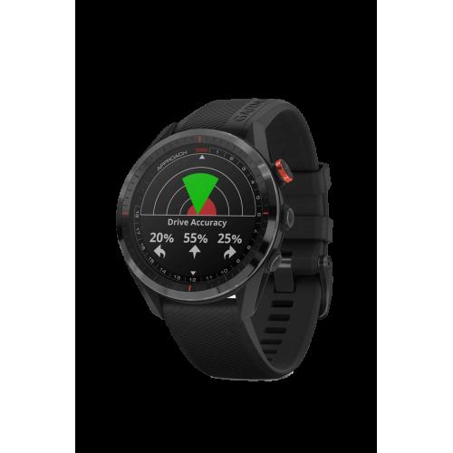 GARMIN - MONTRE GPS APPROACH S62 NOIR