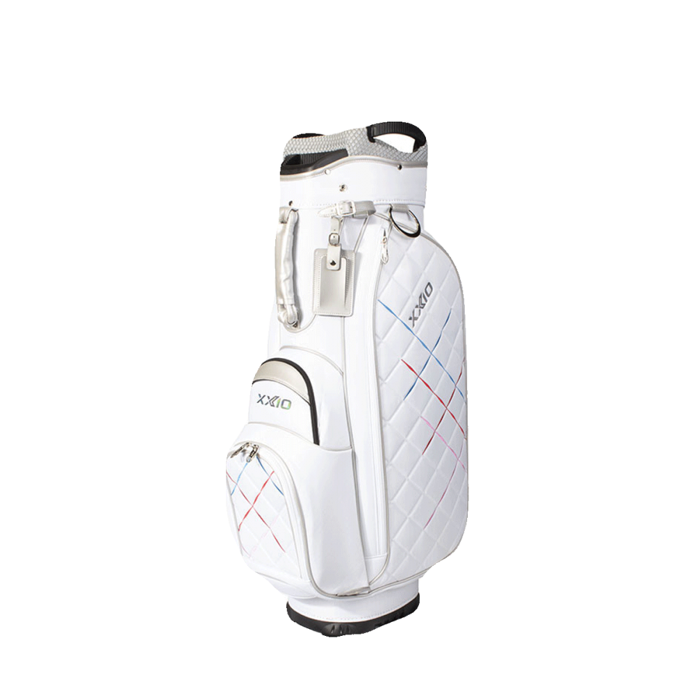 XXIO - SAC LADIES PREMIUM CART BAG BLANC