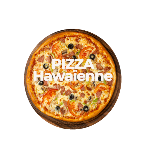 Pizza Hawaïenne