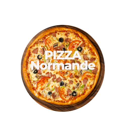 Pizza Normande