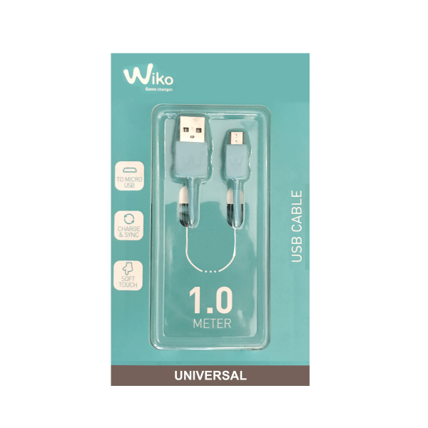 Cable usb universel