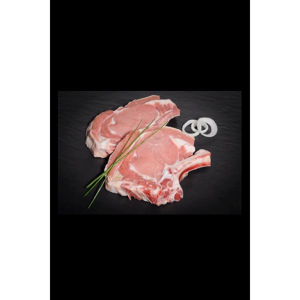 Côte de veau Limousin 1kg