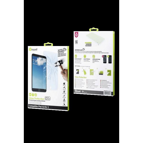 Verre trempé protection iPad Pro 12.9