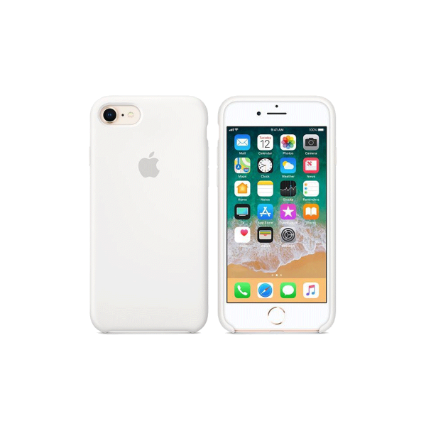 Coque silicone iPhone 7 8 8se