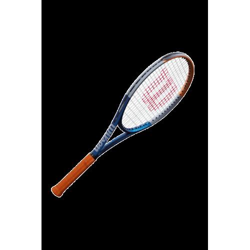 Raquette de tennis Wilson Clash édition Roland Garros