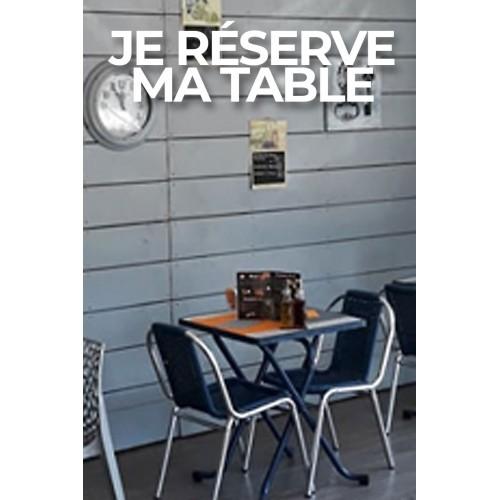 Réservation de table L'EN K