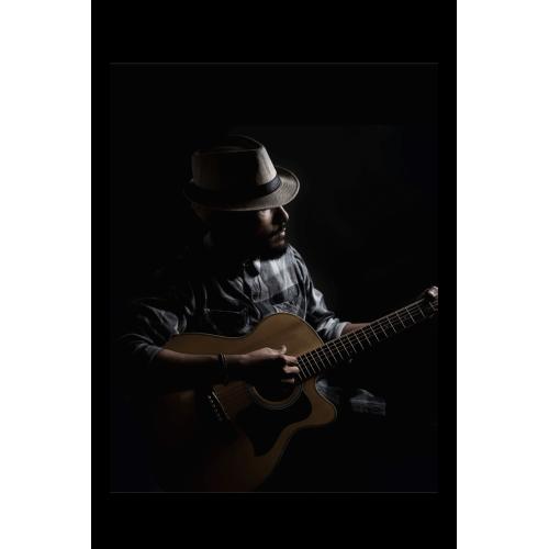 Animation 1 artiste musicien chanteur soirée 3 heures de show