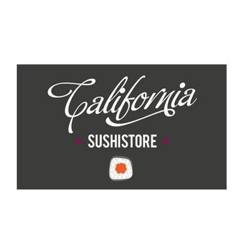 CALIFORNIA SUSHISTORE