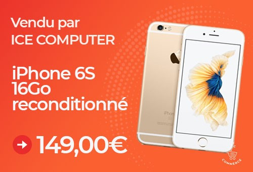 iphone six S vendu par ice computer